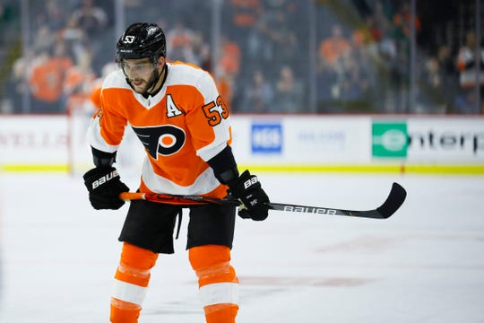 The 26-year-old defenseman is one of a few big-name Flyers to not find offense in his game yet this season.