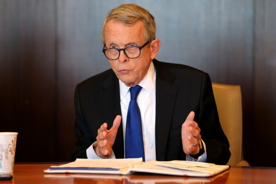 Ohio Gov. Mike DeWine told the Trump administration the state will continue to accept refugees in 2020.