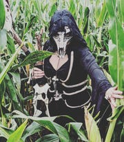 Scream Acres Haunted Corn Field
