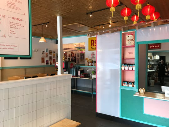 Lucky Lotus has opened on Ingersoll Avenue.