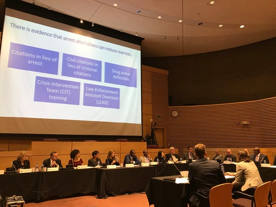 State task force on jails hears concerns as it develops recommendations for reform