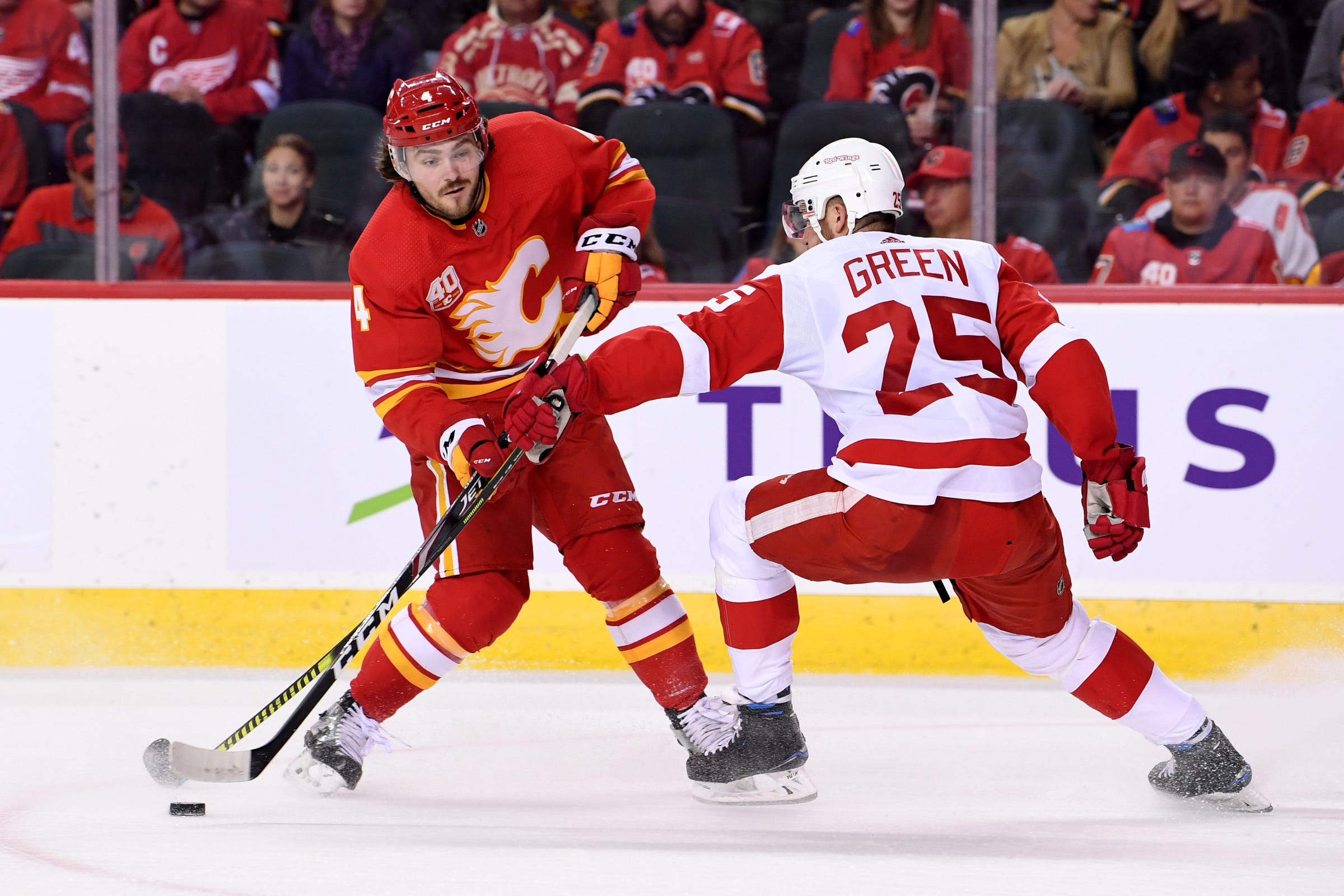 Detroit Red Wings' special teams to blame in loss at Calgary: 'Guys have to step up'