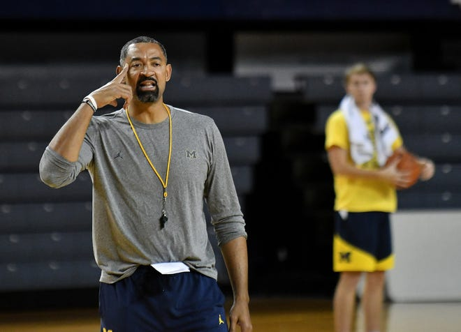 Michigan big men elevate their games doing 'dirty' work with <a rel=