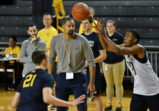 According to several Wolverines, Michigan is going to pick up the pace and be more aggressive on offense under first-year coach Juwan Howard.
