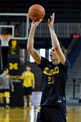 """It's about having a good education,"" Franz Wagner said about playing at UM."