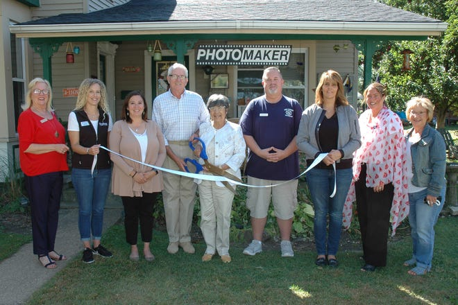 Photomaker Digital Conversions had a ribbon-cutting in September.