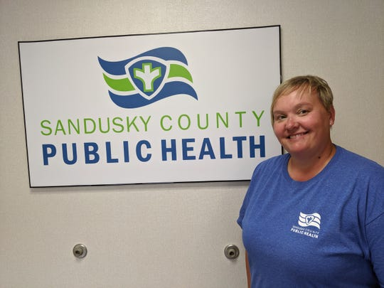 Bethany Brown, Sandusky County Public Health commissioner