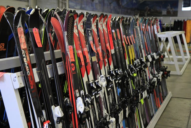 The UNR Ski Swap is set for Oct. 9-11 at the Reno-Sparks Convention Center.