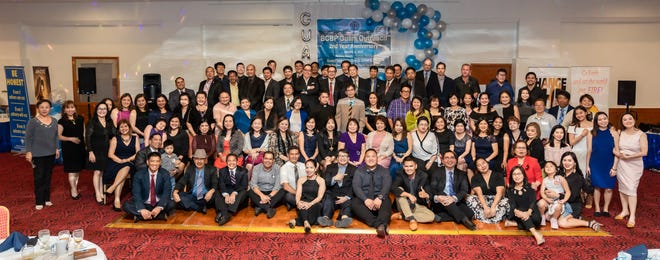 "The Brotherhood of Christian Businessmen and Professionals, a Catholic charismatic organization celebrated its second anniversary on Oct. 5 at Holiday Resort. More than 100 businessmen and professionals attended the grand event. The speakers were Roy and Janet Calleja, the BCBP national service coordinator for formation with the theme: ""Practicing Christian values in the marketplace."""