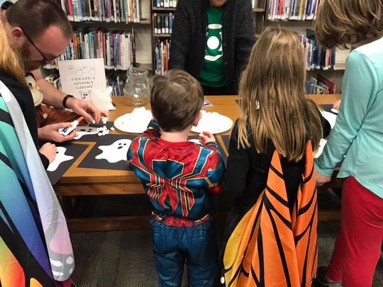 The South Knox Spooky Halloween Party will be held again this year between 6-7 p.m. on Tues. Oct. 27 at South Knoxville Branch Library.