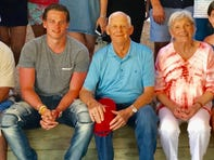 LSU's Burrow returns to Mississippi, where his dad, uncle, grandparents were star athletes