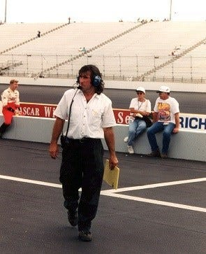 Lonnie Troxell, 68, died Tuesday, Oct. 15, 2019, after he was found floating in the Ohio River near Louisville and the Captain's Quarters restaurant and marina. Troxell was a former owner of a racing team in the NASCAR Craftsman Truck Series