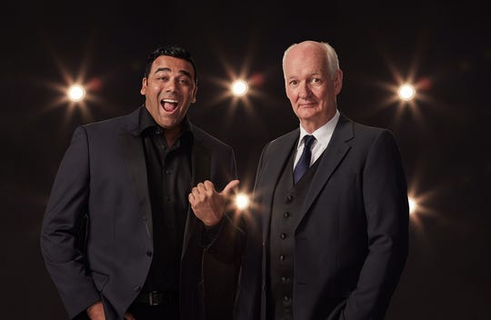 """Hyprov: Improv Under Hypnosis"" pairs the improv of Colin Mochrie with the hypnosis of master hypnotist Asad Mecci."