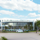 The construction plans for the new Marco Island Academy facilities include a multi-use gym, a two-story academic building, an outdoor rooftop dining area and an athletic field for football, soccer and cheer-leading, giving the school its first home field. The school opened its doors in 2011 with 68 students.