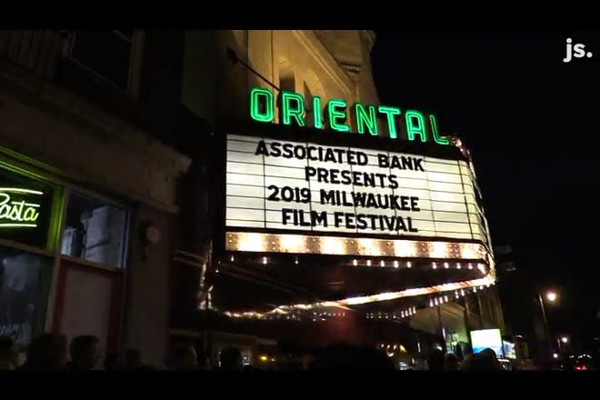 The 2020 Milwaukee Film Festival will go on, but not at the Oriental Theatre or other venues. It's going all-virtual.