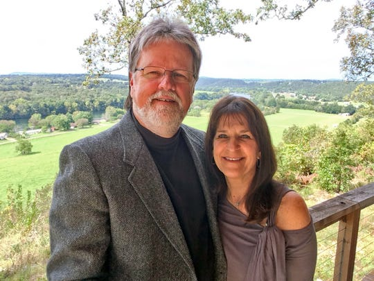 Mike and Joy Walker have a combined 45 years of service with the Mountain Home School District. Mike Walker was the district's auxiliary services director for 20 years while Joy Walker spent 25 years with the district in multiple offices.