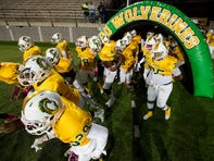 Montgomery area high school football Week 9 scores