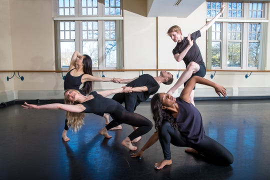 """The Ball State University Department of Theatre and Dance will present The Marriage of Text and Movement"""" at 7:30 p.m. October 24-26."""
