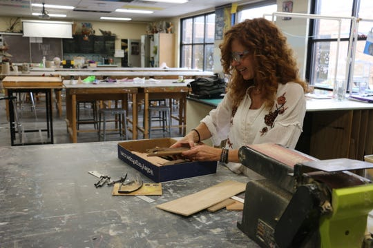 Williamson woman launches furniture line with Charleston Forge