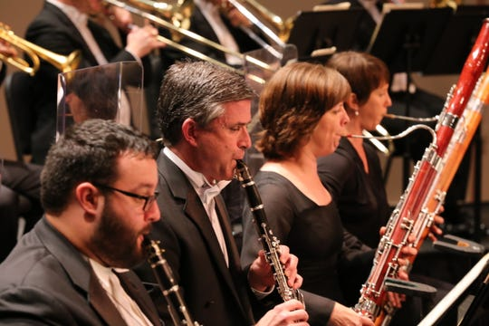 The Naples Philharmonic woodwinds get star play with Tchaikovsky.