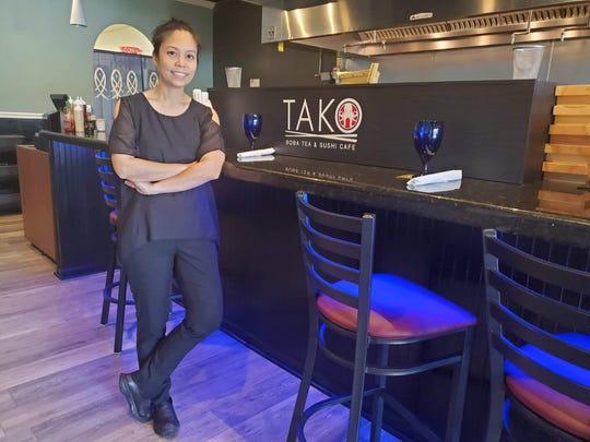 Kannika Bessent openedTako Boba Tea and Sushi Cafe in Naples.
