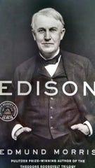 """Edison,"" by Edmund Morris"