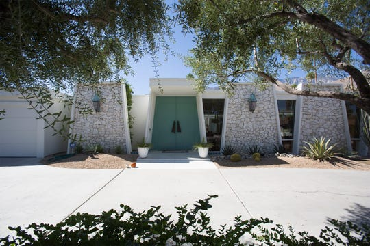 The Schwartz House was designed by famed architect Hal Levitt in 1964.
