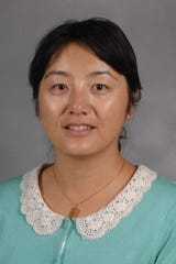 Xiaozhen Mou, a Kent State University professor, studied how effectively water treatment plans are removing PPCPs.
