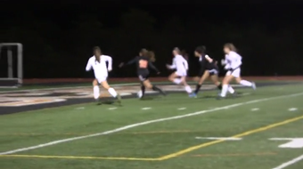 Central York sophomore Ava Myers scored the game-winning goal in double overtime as the Panthers beat Fairfield 2-1 in the YAIAA semifinals Thursday.