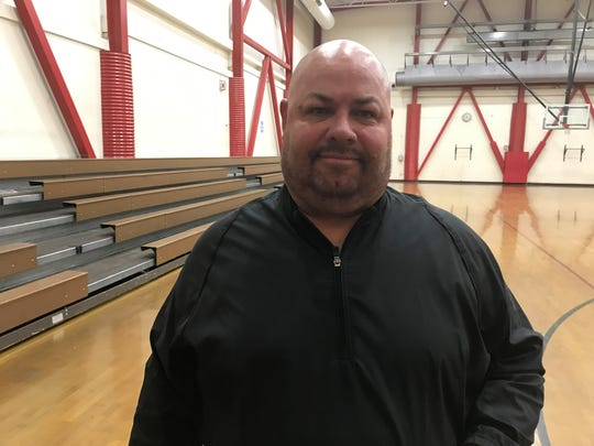 Almost three years after suffering a stroke, which left himunable to utter a word for six months, Andy Dominique was named the baseball coach at Wooster.