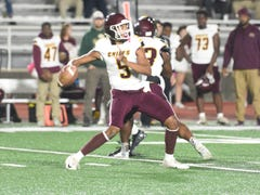 Shreveport-Bossier City area high school football scores