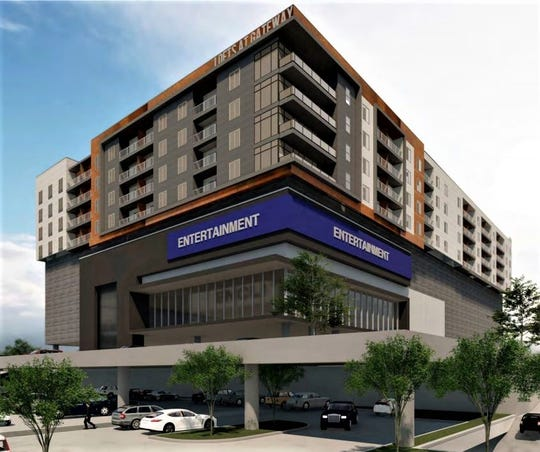 $50M-plus Mixed-use Center Planned For Cielo Vista Area In