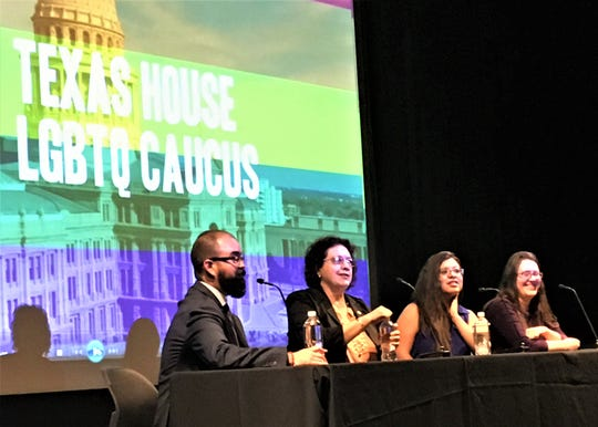 The Texas House LGBTQ Caucus had its first town hall meeting on Thursday at the UTEP Union Cinema.