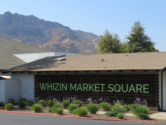 Whizin Market Square at 28914 Roadside Drive in Agoura Hills is thought to be the city's first shopping center, with portions built in the early 1960s and '70s. It was remodeled in 2011.