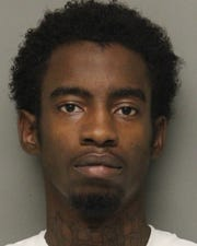 Davine Boyce was arrested by Wilmington police.