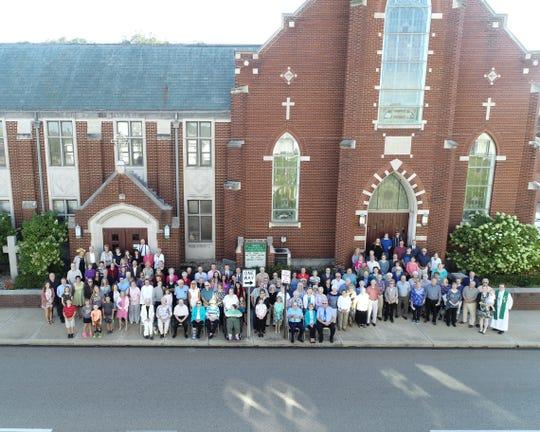 Trinity Lutheran celebrates 175 years in the Zanesville community.