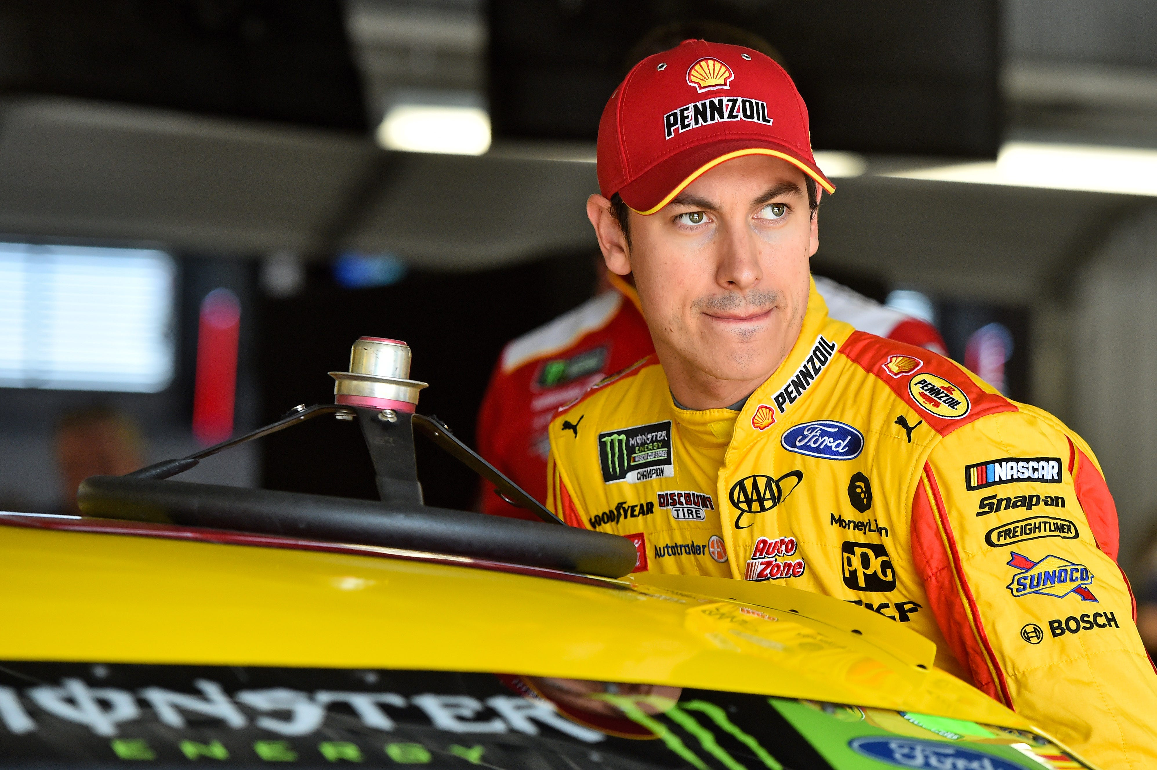 Opinion: With elimination race on deck, NASCAR champ Joey Logano could have his hands full
