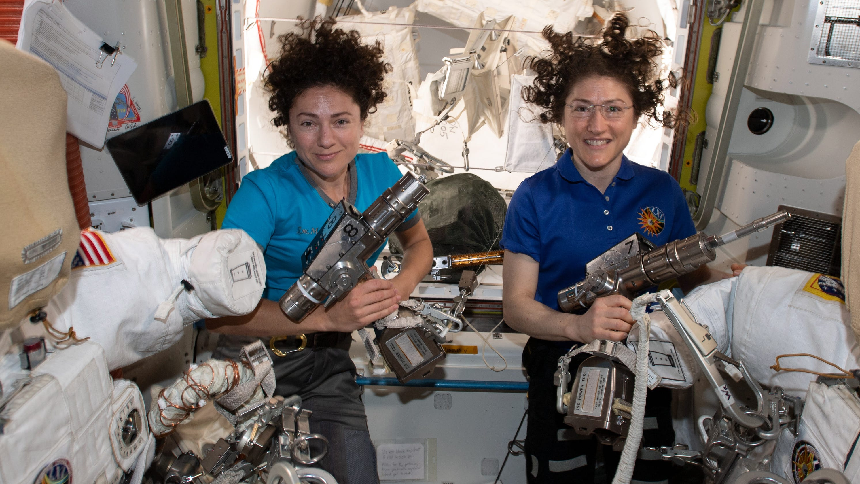 NASA astronauts embark on all-female spacewalk, Chicago teachers strike Day Two: 5 things you need to know Friday