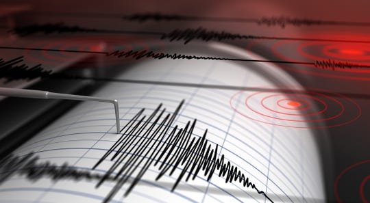 3.3-magnitude earthquake reported north of Palm Springs