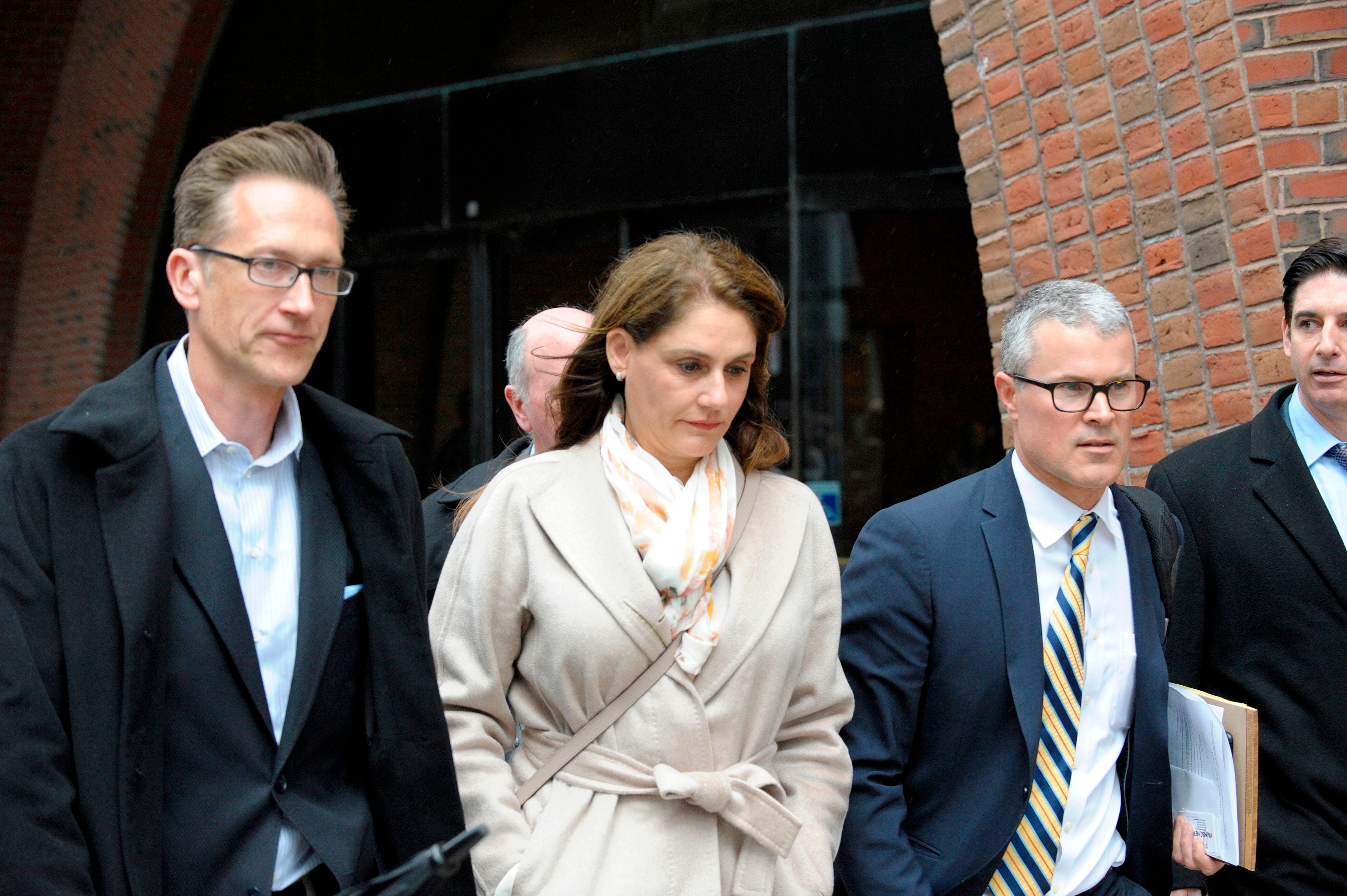 Hot Pockets heiress Michelle Janavs to spend 5 months in prison for trying to buy daughters into elite colleges