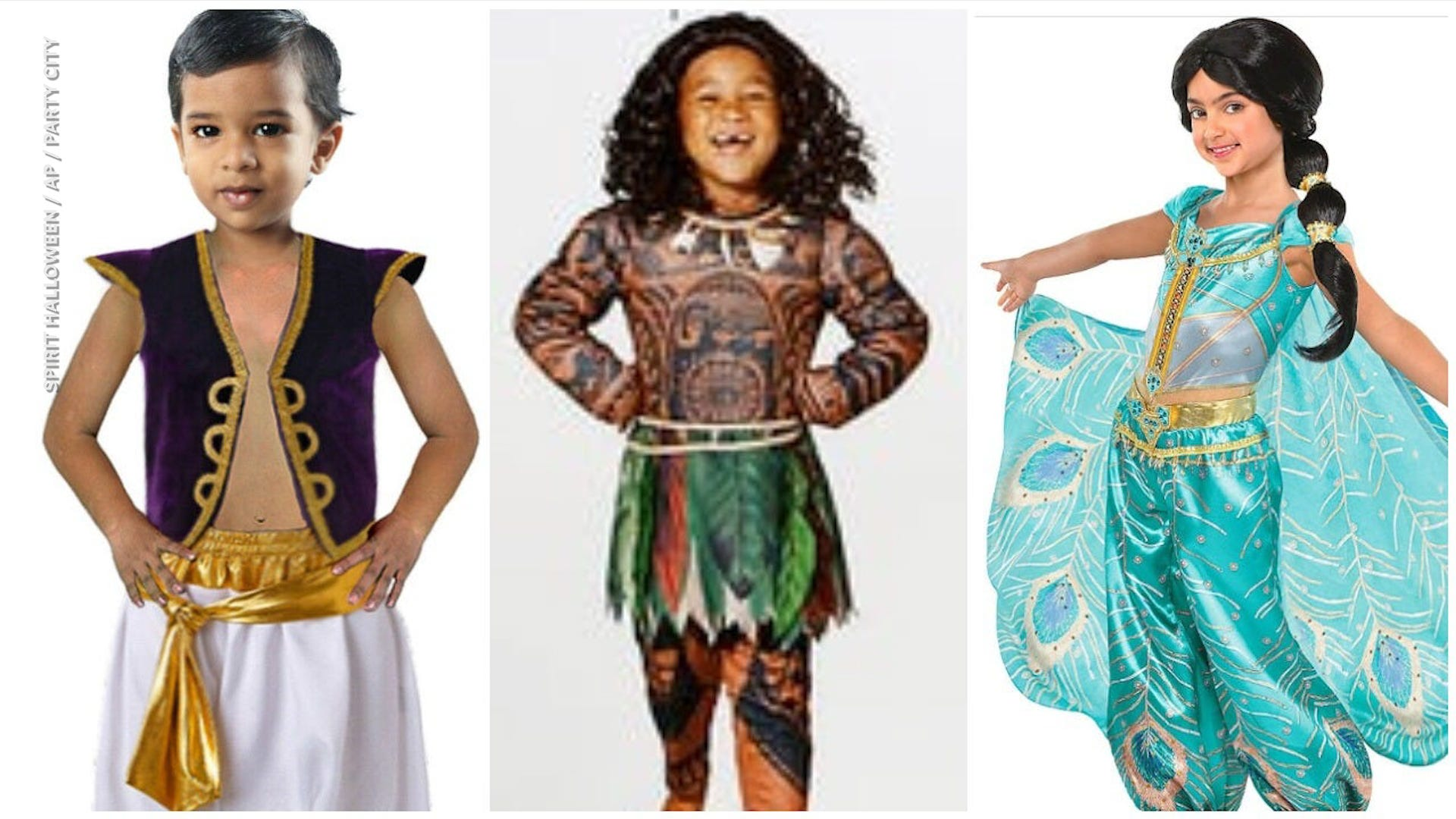 Halloween tips for parents on avoiding culturally offensive kid costumes