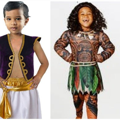 Cultural Appropriation And Kids Halloween Costumes A