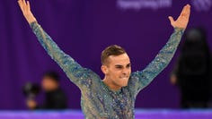 Adam Rippon goes through everything that a figure skater has to pay for, from skates to coaching.