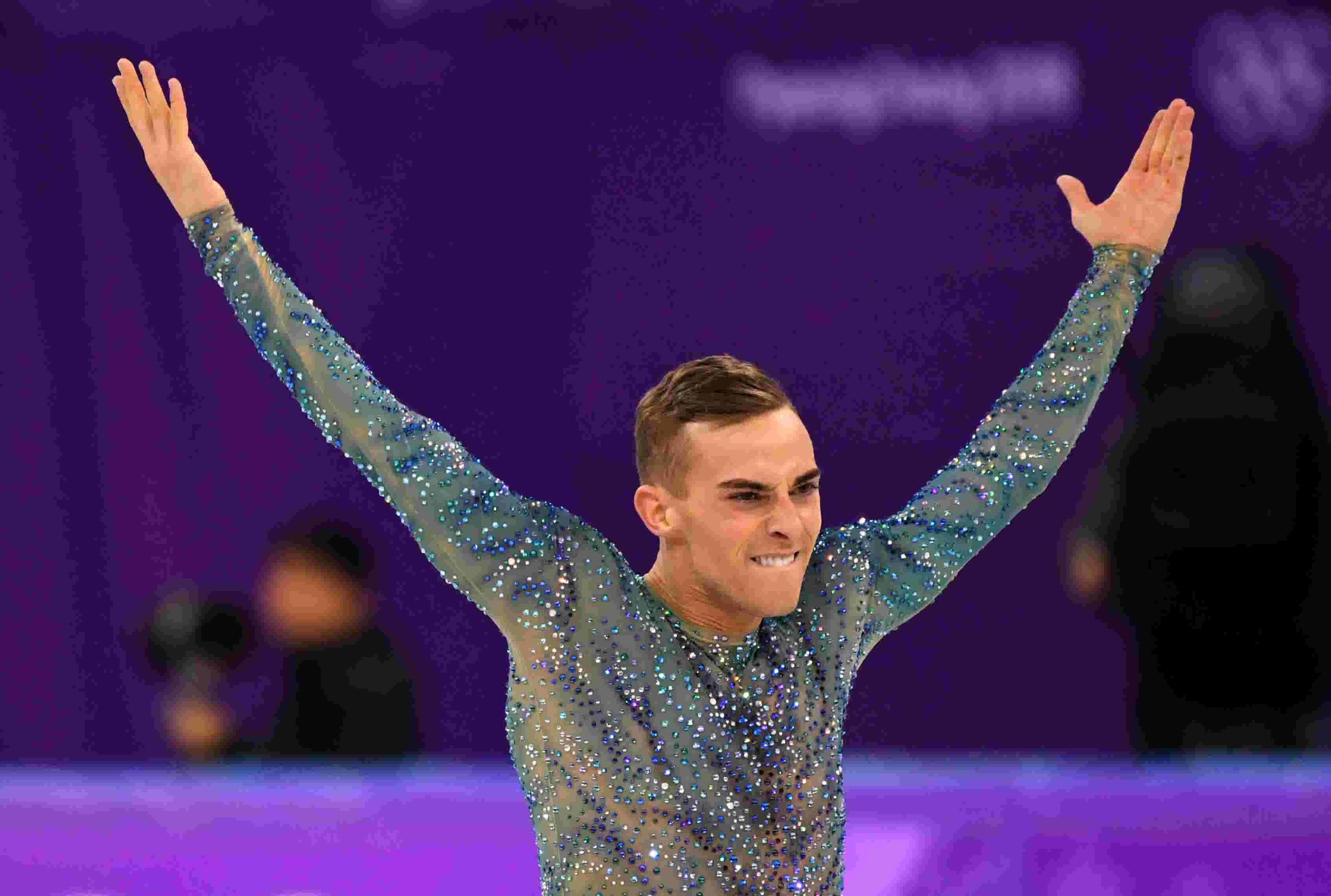 Adam Rippon breaks down what it costs to be a figure skater