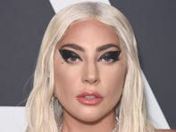 Lady Gaga was performing in Las Vegas when she invited a fan up on stage. After the pair started dancing, he fell off the stage bringing the singer with him.