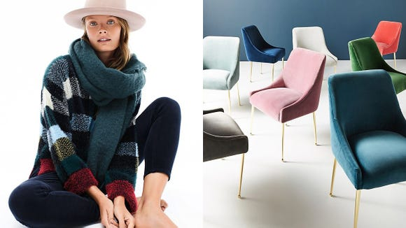 Save big on the hottest fall fashion and home decor.
