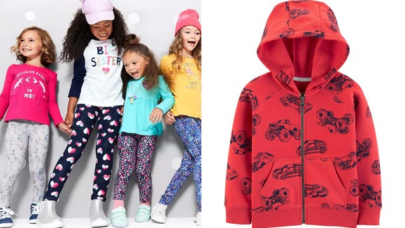 Save big on fresh looks for your kids.