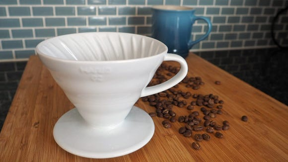 The best pour-over coffee makers of 2019: Hario V60 Dripper