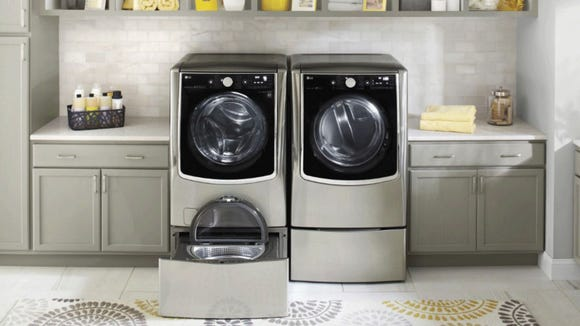 The Best Washer And Dryer Sets