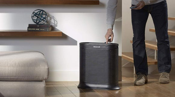 Honeywell HPA250B air purifier